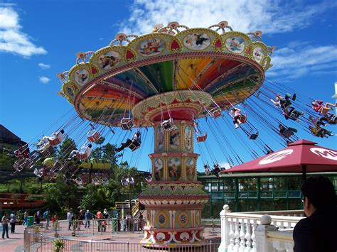 theme park genting genting highlands 10 best attractions cool highlands