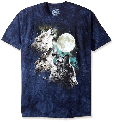 Wolf T Shirt Meme - three wolves howling at the moon www pixshark com