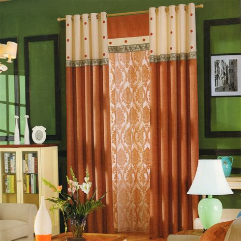 where to buy nice curtains orange red chenille cheap nice curtains for hoe