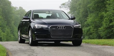 audi a6 consumer reports 2016 audi a6 proves 4 banger turbos are coming of age