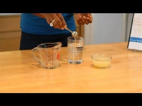 can you make homemade alkaline water using lemons