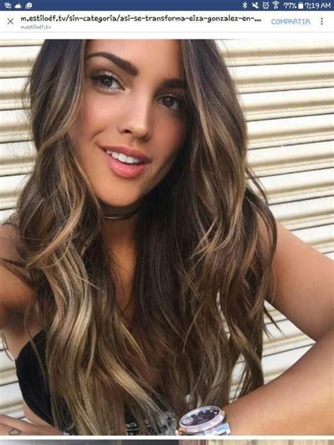 tintes de pelo las mejores tendencias para el 2016 mujer de 10 las 25 mejores ideas sobre mechas para morenas en