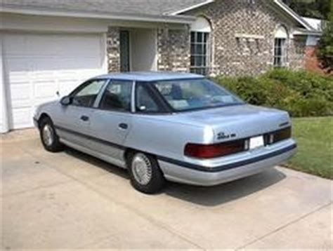 how to sell used cars 1990 mercury sable electronic valve timing marcelwaite 1990 mercury sable specs photos modification info at cardomain