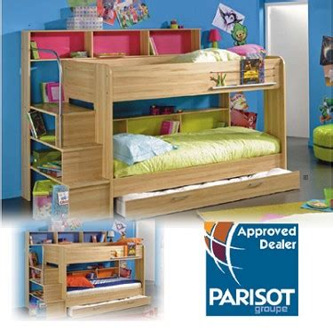 parisot bunk bed parisot bebop bunk bed optional trundle drawer toy and game reviews