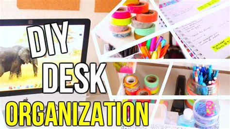Diy Back To School Desk Organization School Supply Haul Back To School Desk Organization