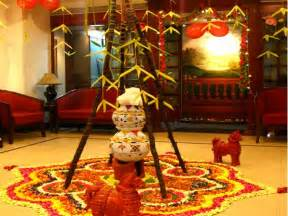decorate your house for this pongal festival