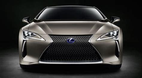 Lexus Lc 500h In Atomic Silver
