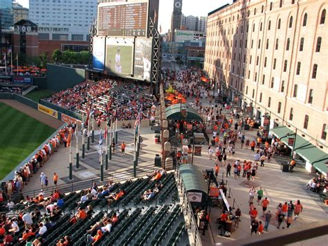 Parking Garages Near Camden Yards by Where To Park At Oriole Park At Camden Yards Baltimore