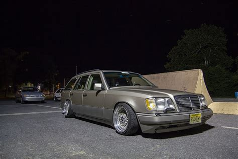 lowered mercedes lowered bmw wagon my s e320 wagon lowered on bbs