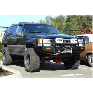 zj 1993 1998 jeep grand winch bull bar jackit