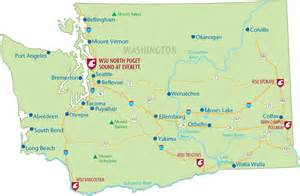 college and state map our mission wsu everett washington state