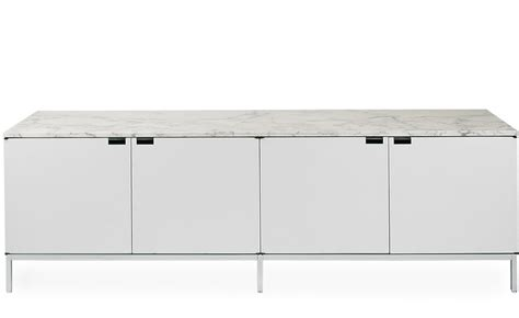 Florence Knoll 4 Position Credenza With Cabinets