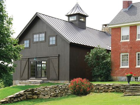 Beechwood Homes Floor Plans by Vintage Timber Frame Barn Addition Farmhouse Exterior