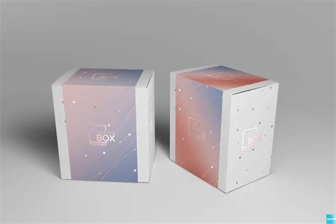 mockup design box 21 helpful packaging box mockup on behance