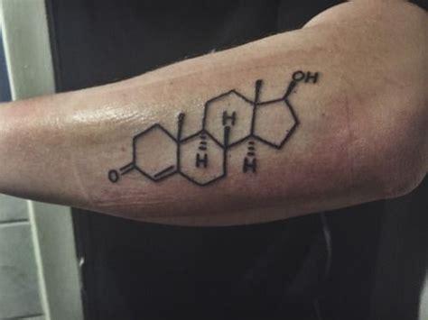 transgender tattoos testosterone molecule trans lgbt tattoos