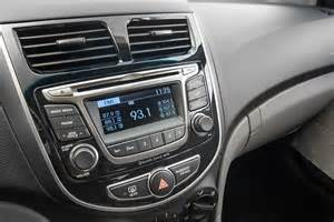 Hyundai Accent Stereo Hyundai Announces The 2016 Accent Why You Should Care