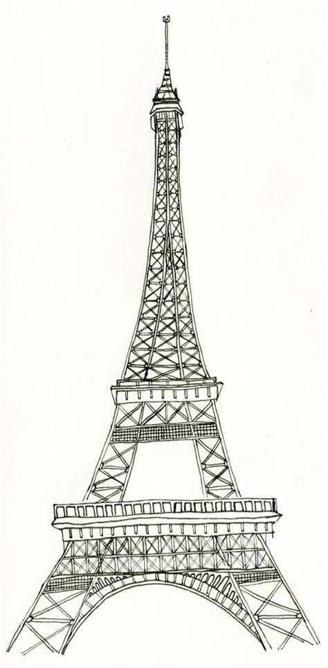 free coloring pages eiffel tower free printable eiffel tower coloring pages for kids