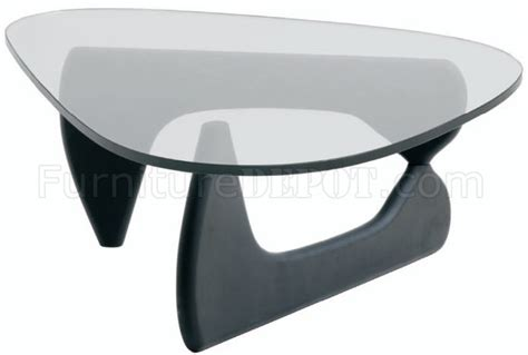Glass Top Black Coffee Table Glass Top Modern Coffee Table W White Black Or Base