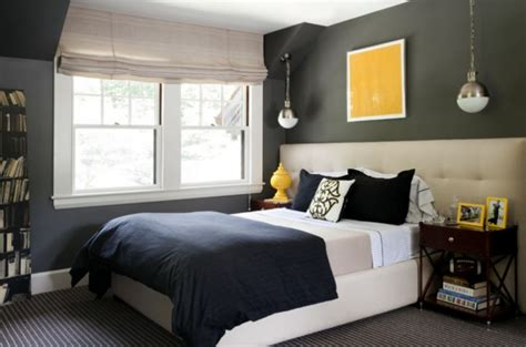 blue black and grey bedroom bedroom casual grey black and blue bedroom decoration using dark grey bedroom wall