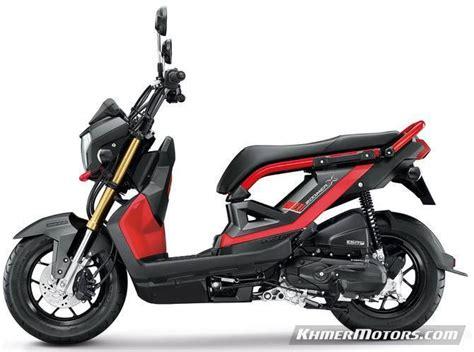 honda zoomer   price updated khmer motors