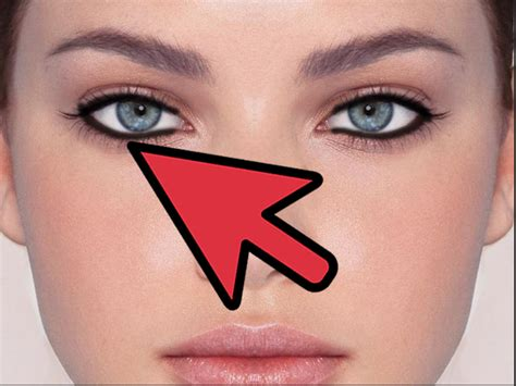 eyeliner tutorial under how to apply eyeliner in photoshop 7 steps with pictures