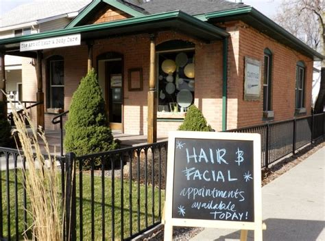 brick house salon 17 best images about cute store fronts on pinterest hair