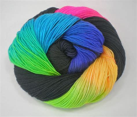 neon yarn for knitting 17 best images about variegated yarn projects on