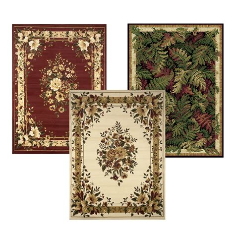 Area Rugs 5x7 by Traditional Floral Area Rug 5x7 Border