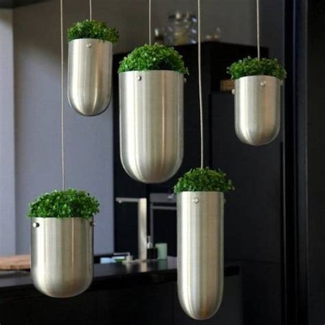 hanging herb planters 35 creative diy indoor herbs garden ideas ultimate