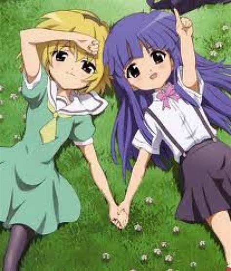 imagenes anime mejores amigas ranking de las mejores amigas del anime listas en