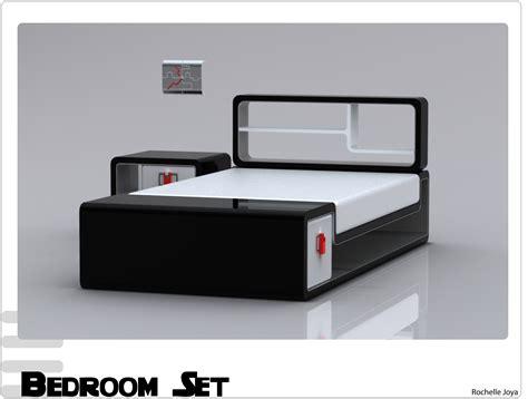 gaming bed fanboy bedroom set by rochelle joya at coroflot com