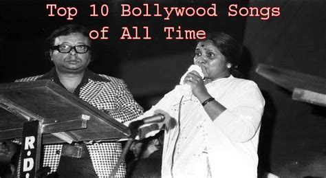 List of Top 10 Popular Bollywood Songs of all Time   HowFlux