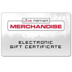 Live Nation Gift Card - 1000 images about shop live nation on pinterest fire dancer kenny chesney and fishbowl