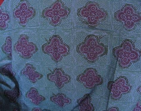 batik banten motif pasulaman motif dasar berupa belah