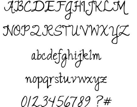 font design romantic janda romantic schriftart zum kostenlosen download
