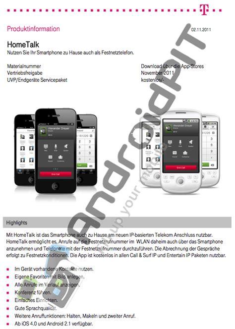 hometalk app hometalk dein android smartphone wird bei der telekom zum