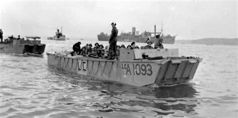 british higgins boat canadian use of the landing craft assault lca milart