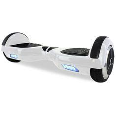 Hoverboard 8 Bluetooth Speaker Led Smartwheel Smart Balance Wheel white hoverboard self balance electric scootre with