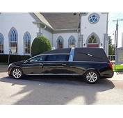 2014 S&ampS Cadillac Hearse