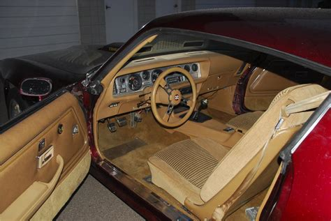 1979 Trans Am Interior by 1979 Pontiac Firebird Trans Am Ws 6 2 Door Coupe 98151