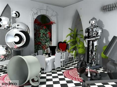 alice in wonderland interior design Google Search interior design Pinterest Alice