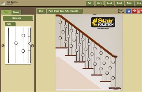staircase design tool homepage stair solution