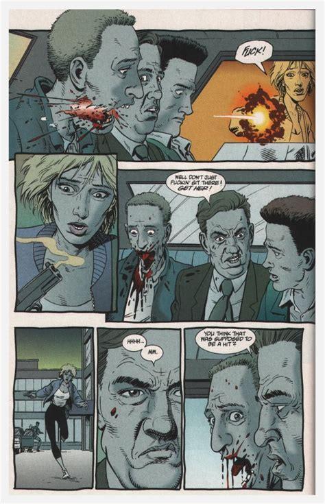 Preacher Comic Vertigo Review