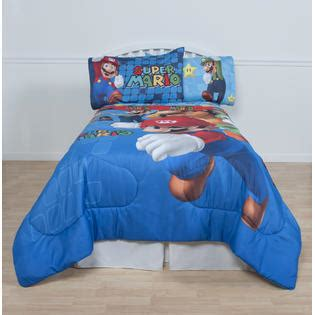 nintendo comforter nintendo super mario twin comforter