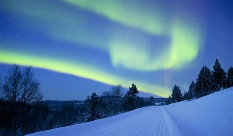 ll bean northern lights 2017 a magical winter escape to finnish lapland black tomato