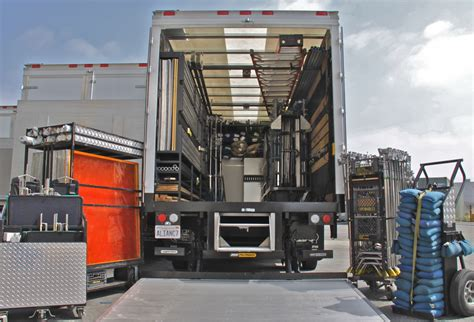 4 ton grip truck alliance grip and lighting rental in