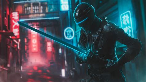 snake eyes neon cosplay wallpapers hd wallpapers id