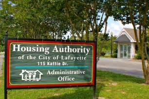 lafayette housing authority application information