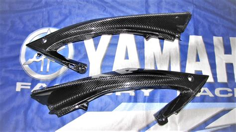 Motorrad Abdeckung R6 by F 252 R Yamaha R6 2008 09 Rj15 Yzf Carbon Sozius Abdeckung