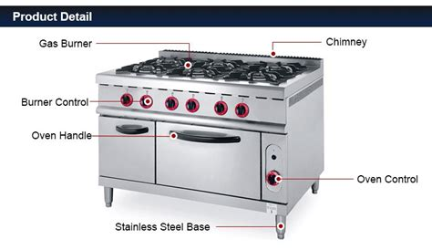 kitchen appliance suppliers best price kitchen appliance 6 burners gas range gas stove